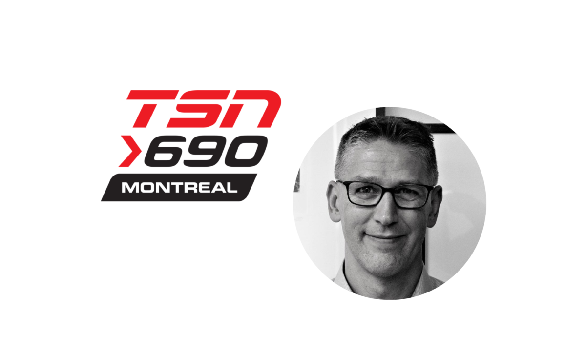 Kent Manderville on TSN Montreal 690